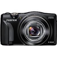 Fujifilm FinePix F850EXR 16MP Digital Camera with 3-Inch LCD (Black)