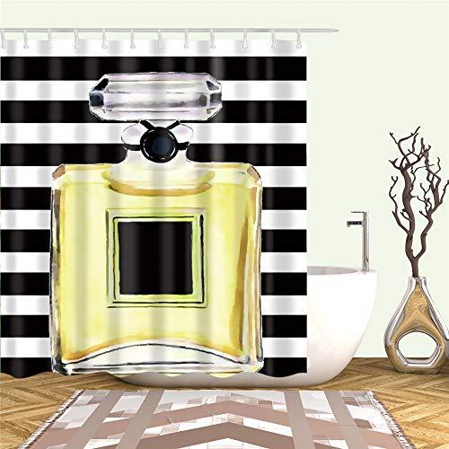 bartori shower curtain with hooks