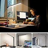 Desk Lamp, Koostone Desk Light, Dimmable Table