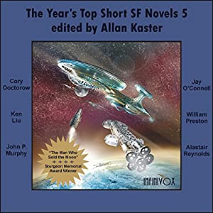 The Year's Top Short SF Novels 5 Audiobook