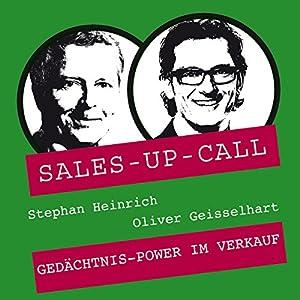 Gedächtnis-Power im Verkauf (Sales-up-Call) Hörbuch