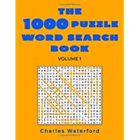 The 1,000 Puzzle Word Search Book (Volume 1)