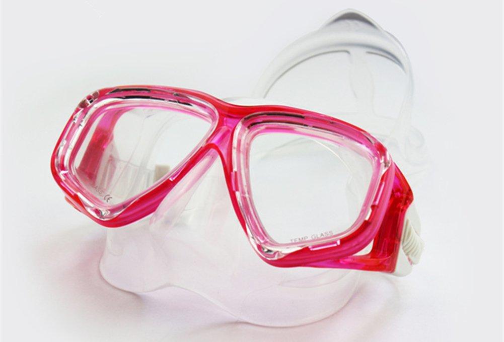 WOWDECOR Tauchmaske für Erwachsene und Kinder mit Kurzsichtigkeit Kurzsichtig, Schnorchelmaske Taucherbrille Dioptrin Dioptrien Korrektur B07PLBNN4V Tauchmasken Bevorzugte Boutique