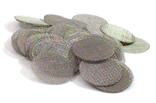 "Made in The USA - 50 5/8""(.625) 304 Stainless Steel Premium Pipe Screen Filters"