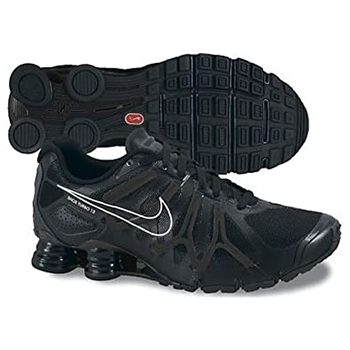 ... nike shox turbo black