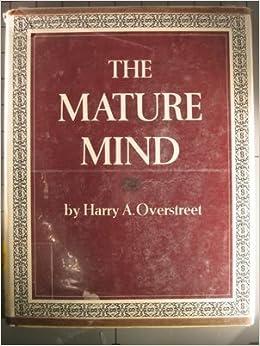 The Mature Mind Pdf