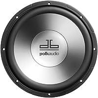 Polk Audio db1040DVC 10-Inch Dual Voice Coil Subwoofer (Single, Black)