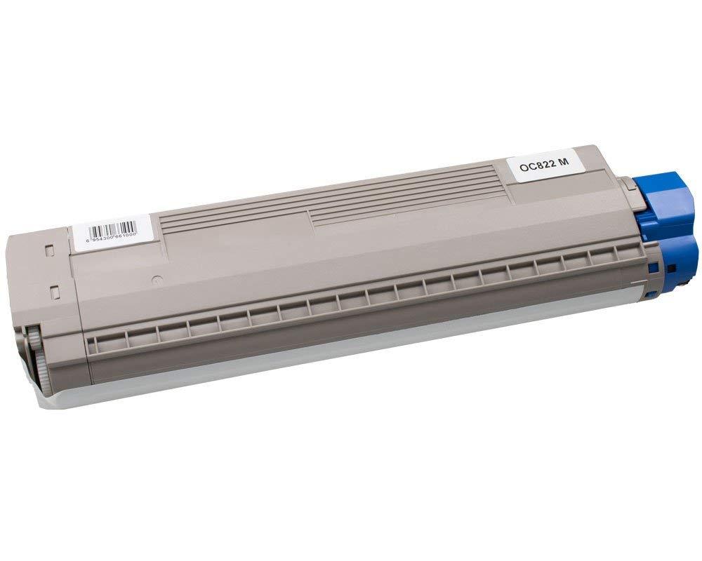 dumping cartucho de toner compatible OKI con OKI compatible 44844614 tóner para OKI C822 Magenta (7.300 Páginas) 9e6cd9