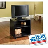 Mainstays TV Cart for TVs up to 23-1/2