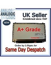 """Analogic Schermo LCD a LED, B156HTN03.4 o Compatibile da 15,6"""", 1920 x 1080"""