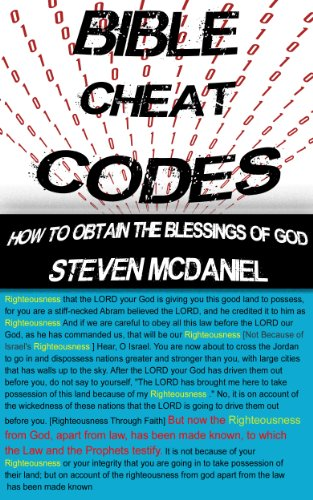 Bible Cheat Codes