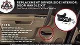 Interior Door Handle Kit, Front Drivers Side