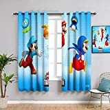 Thermal Insulated Curtains for Dining Room Super