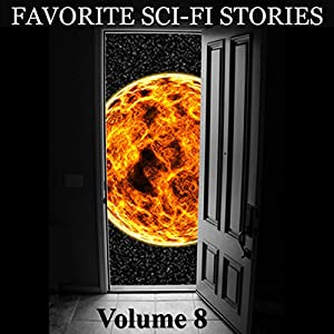 Favorite Science Fiction Stories Audiobook