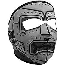 Zanheadgear Neoprene Full Face Mask, Alloy Agent