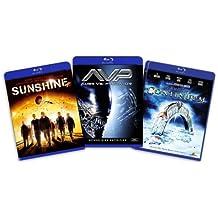 Blu-ray Sci-Fi Bundle, Vol. 2 (Stargate Continuum / Sunshine / Aliens vs. Predator) -
