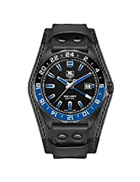 Tag Heuer Formula 1 David Guetta Black Dial Automatic Mens Watch WAZ201A.FC8195