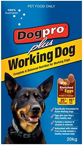 DOG PRO Plus WORKDOG 20KG (50) (DDPW20)