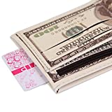 LUI SUI-Men Us Dollar Bill Wallet Billfold