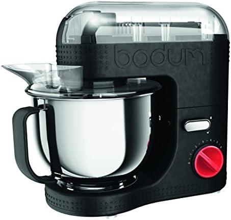 Bodum Bistro Robot da cucina elettrico nero 4,7l 700W