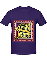 Steppenwolf For Ladies Only Greatest Hits Men Round Neck Digital Printed Shirt