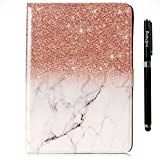 inShang 9.7 inch iPad (2017) case High Quality Color Painting Cover for 9.7
