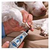 Dremel 7300-PT 4.8V Cordless Pet Dog Nail Grooming