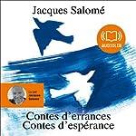 Contes d'errances, contes d'espérance   Jacques Salomé