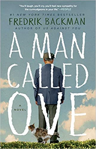 A Man Called Ove - from a list of feel-good books that will make you smile | The Good Living Blog