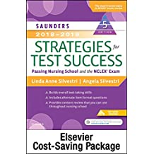 Amazon printed access code professional test preparation books saunders 2018 2019 strategies for test success elsevier ebook on vitalsource evolve access fandeluxe Image collections