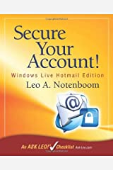 Secure Your Account: Windows Live Hotmail Edition: An Ask Leo! Checklist Paperback
