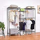 VIPEK 5 Tiers Wire Garment Rack Heavy Duty