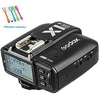 Godox X1T-O TTL 1/8000s HSS 2.4G Flash Trigger Transmitter for Olympus E-PL5,E-P3,E-P5,E-PL5,E-PL6,E-PL7,E-PL8,E-M1,E-M10II, PEN-F,Panasonic DMC-G85,DMC-GH4, DMC-GX85,DMC-GF1,DMC-LX100,DMC-FX2500GK