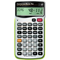Calculated Industries 4065 Construction Master Pro Calculator