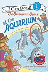 The Berenstain Bears at the Aquarium (I Can Read Level 1) Paperback
