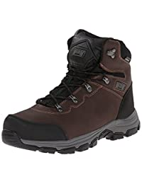 Magnum Men's Austin Mid Steel Toe Waterproof Work Boot