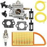 Mannial C1Q-S183 C1Q-S184 Carburetor Carb with