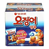 Korean Orion Peanut & Squid Ball Value Pack 1 Box