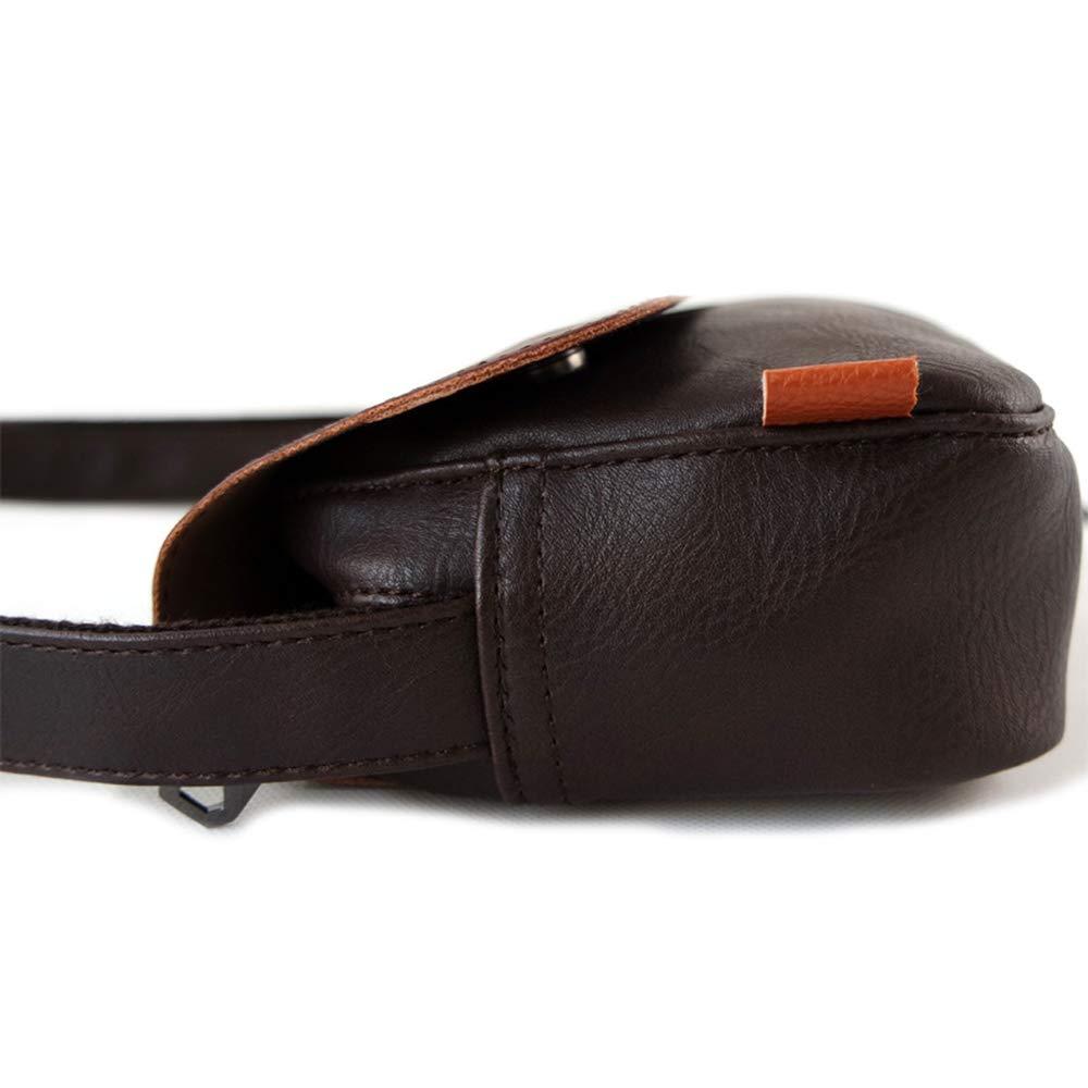 ALTINOVO PU-Leder umhängetasche für Männer, Messenger Messenger Messenger Bag Schultertasche Bookbag Aktentasche,Lightbraun B07Q9M2FL8 Messenger-Bags 9af9aa