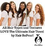 Hair RePear Ultimate Short Hair Towel - Anti Frizz