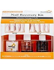 Nail Tek New Restore Damaged Nails Kit, Intensive Therapy...