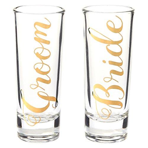 Party Shot Glasses Bride