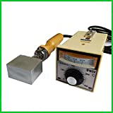 Mini World easy operate handle hot foil stamping machine logo printer machine on leather,paper,cloth,PVC ,inner shoes and wood