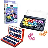 SmartGames IQ Stars, The Entry-Level IQ Game, a Travel Game for Kids and Adults, a Cognitive Skill-Building Brain Game - Bra