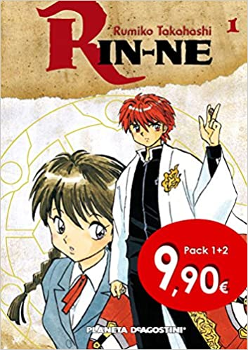 Pack Rin-ne 1+2 (Manga Shonen): Amazon.es: Takahashi, Rumiko: Libros