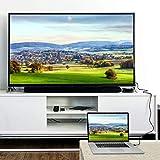 Rankie DisplayPort (DP) to HDMI Cable, 4K
