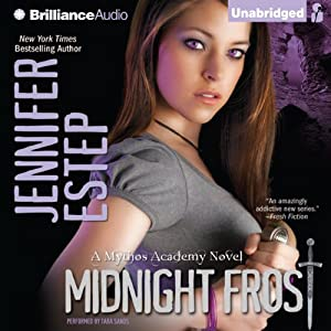 Midnight Frost Audiobook