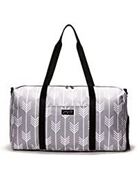 "22"" Women's Weekender Duffel Bag with Shoe Pocket"