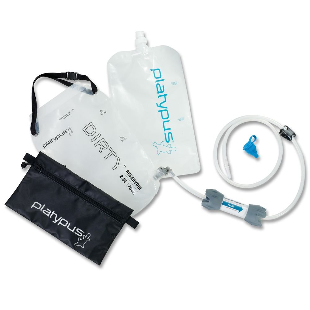 Wasserfilter Platypus GravityWorks 2L Complete Set