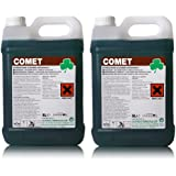 10 litres Comet Extraction Cleaner Detergent. Carpet and Upholstery Revitaliser - Comes With TCH Anti-Bacterial...